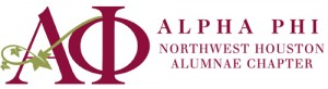 Alpha Phi - Northwest Houston Alumnae Chapter -  Alpha Phi Alumnae in Houston, Texas